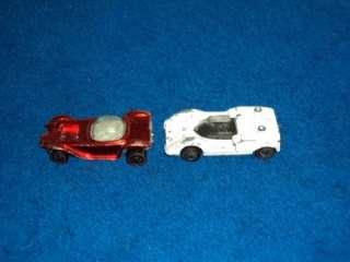 Vintage Hot Wheels Redline Cars Dated 1967