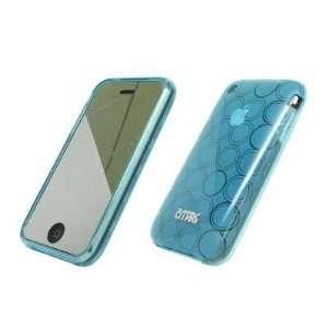 Premium Light Blue Soft Gel Skin Cover Ultra Guard