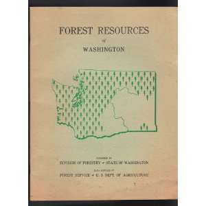 Forest Resources of Washington R.W. and F.L. Moravets