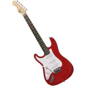 S101 Left Hand Double Cutaway Electric Guitar Musical Instruments