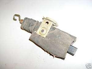 1994 98 Ford Mustang Power Door Lock Actuator Cylinoid