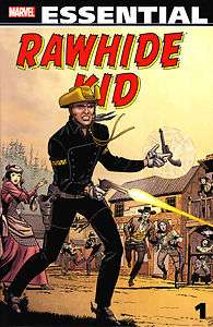 ESSENTIAL RAWHIDE KID VOL 1 Trade Paperback Graphic Novel Marvel