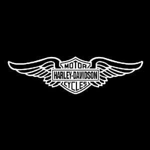 24 Harley Davidson Decal Sticker Automotive