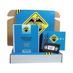 Marcom Workplace Violence Safety Video Meeting Kit: Home