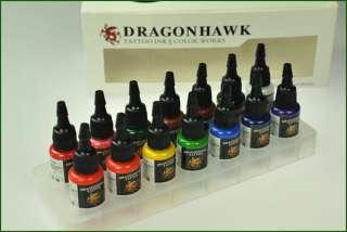 Complete Tattoo Kit 2 Top Machine Gun Ink Set Equipment