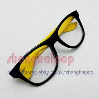 NO Lens Skull Wayfarer Party Fancy Dress Costume Halloween Gift
