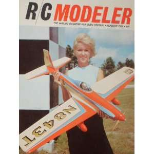 Radio Control Modeler Magazine (February, 1968) staff