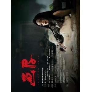 Poster Chinese B 27x40 Donnie Yen Wei Zhao Xun Zhou