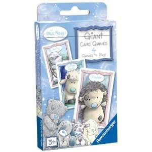 Ravensburger Blue Nose Friends Gian Picure Card Game oys & Games