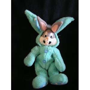 Bugs Bunny 11 Plush Bean Bag in Easter Bunny Suit