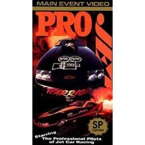 Pro Jet [VHS] Drag Racing, Exhibition Cars Movies & TV