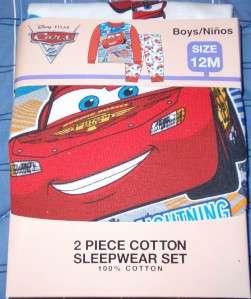 Baby & Toddler Boys Pajama Sets  Sizes 6/9 Mo 12 Mo 18Mo 24Mo 3T