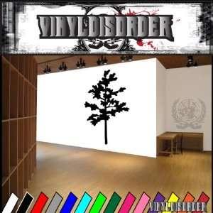Landscape Trees NS023 Vinyl Decal Wall Art Sticker Mural