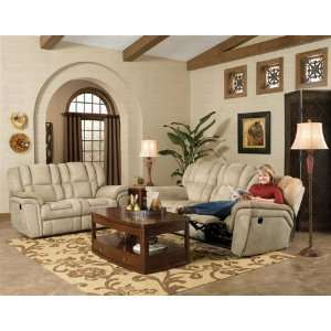 Felicia 2 Piece Double Reclining Living Room Set (sofa