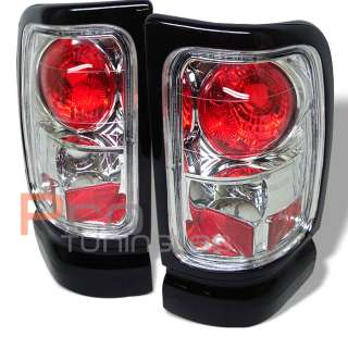 94 01 DODGE RAM 1500 CLEAR TAIL LIGHT 95 96 97 98 99