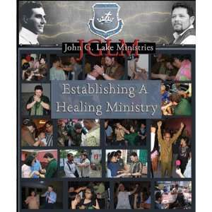 Establishing a Healing Ministry (1CD): Curry R Blake: Books