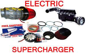 Scion Electric Turbo Air Intake Supercharger Fan JDM Kit   FREE USA