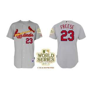 St. Louis Cardinals Authentic MLB Jerseys David Freese