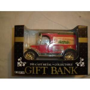 Ertl 1918 Tanker Bank Die cast Metal Publix Toys & Games