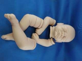 HTF EMBER REBORN NEWBORN doll kit PINK TASHA EDENHOLM