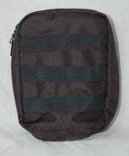 Molle EMT Utility Pouch First Aid Survival Bag Black