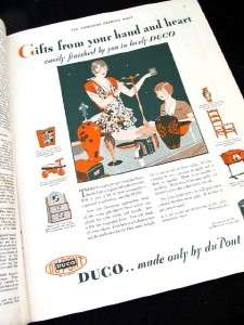 December 12/1/1928 Saturday Evening Post Magazine EM JACKSON Artist