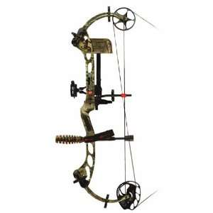 PSE 70 Pound Madness Bow Package  Sports & Outdoors