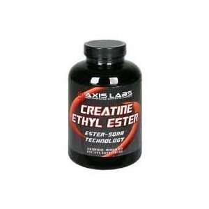 Axis Labs Creatine Ethyl Ester (120 Ct.) Health