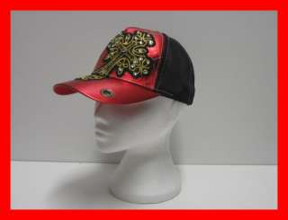 KB ETHOS SnapBack Bling Trucker Mesh Baseball Cap Hat
