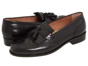 BOSTONIAN Mens Evanston Dress Shoe Black Leather 20370