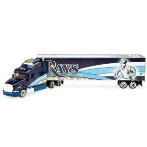 TAMPA BAY RAYS MLB 2008 Semi Diecast Tractor Trailer Truck