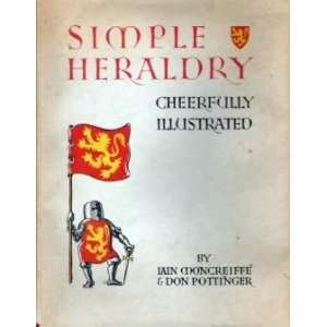 Cheerfully Illustrated Iain & Pottinger, Don Moncreiffe Books