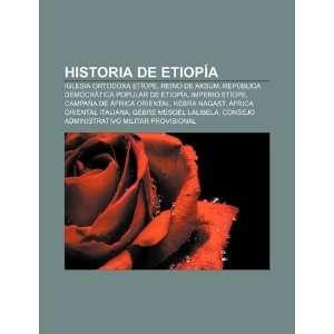 Historia de Etiopía Iglesia ortodoxa etíope, Reino de