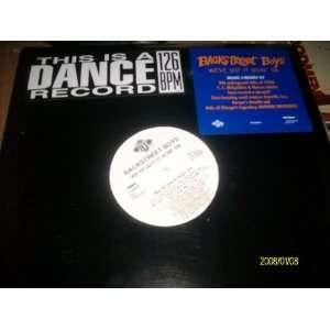 Go i Goin on 2 Record Se DJ Promo LP Vinyl Backsree Boys Music