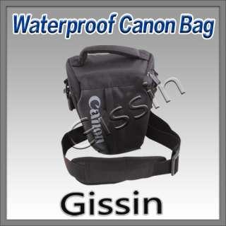 aterproof Camera Case Bag for Canon 7D, 50D, 550D, 500D, 450D