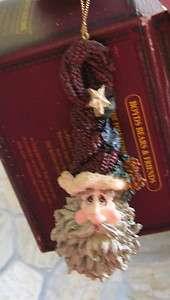 Boyds Vintage Folk Santa Ornament     FATHER CHRISTMAS