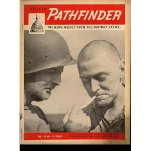 Pathfinder News Magazine July 17, 1944 (G.I. South Pacific