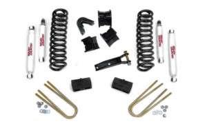 "Ford Bronco 4"" Suspension Lift Kit w/ Blocks 78 79 4wd"