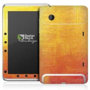 Design Skins for HTC Flyer   Scratches Design Folie