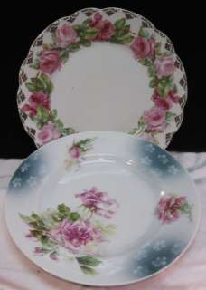MZ Austria Porcelain Set of 6 Antique Berry Bowls Over 100