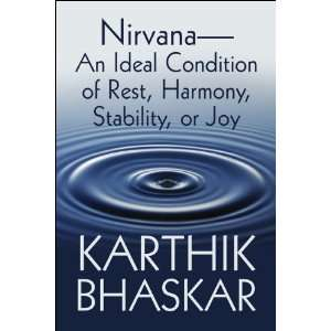 Stability, or Joy: Karthik Bhaskar: 9781615826131:  Books