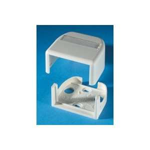 Ortronics Series II Surface Mount Box for One Module, Fog