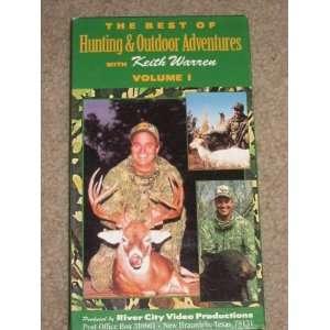 Best of Hunting & Outdoor Adventures Vol. 1 Keith Waren Movies & TV