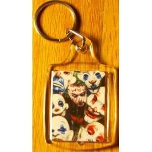 Brand New Heath Ledger Joker Dark Knight Keychain