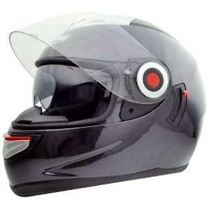 Headcase HC 888S Grey Full Face Motorcycle Helmet Sz L