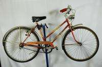 Traveler womens bike bottle generator light sturmey archer