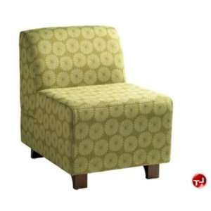 Lucy Reception Lounge Lobby Armless Chair