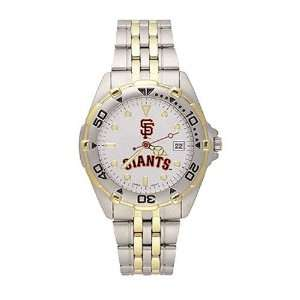 San Francisco Giants Mens All Star Watch W/Stainless