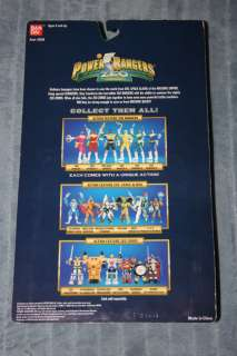 Power Rangers Zeo Gold, Red V, Green IV, and Blue III Zeo Rangers with