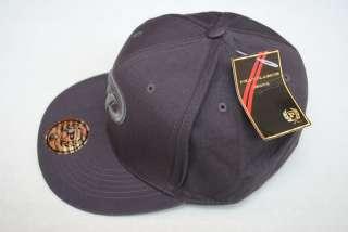 NWT PHAT FARM classic GREY EMBROIDERY FITTED baseball CAP Flat Bill